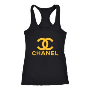 CoCo Chanel Logo Women's Tank Top