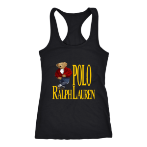 Ralph Lauren Polo Bear Women's Tank Top