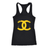 Coco Chanel Logo Premium Women's Tank Top