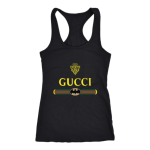 Gucci Logo With Batman Women's Tank Top