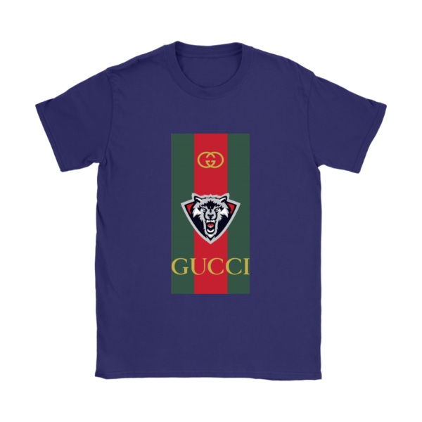 Gucci Wolf Printed Logo Limited Edition Womens T-Shirt