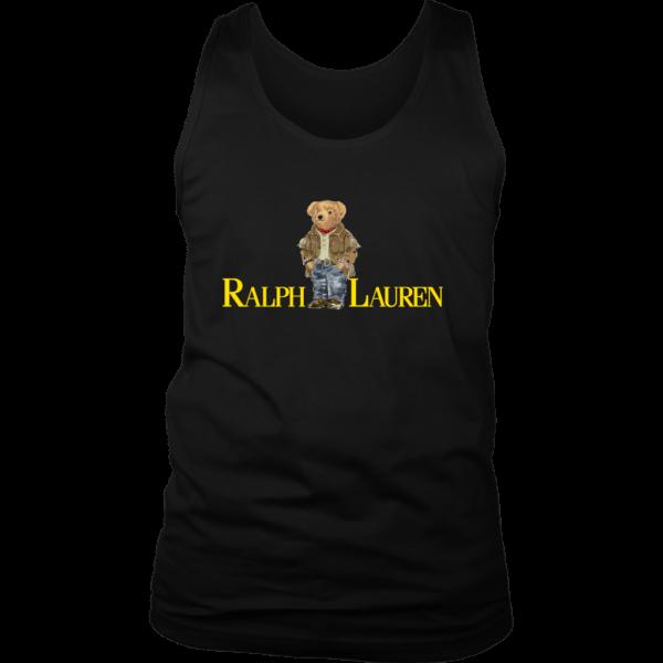 Ralph Lauren Bear Mens Tank Top