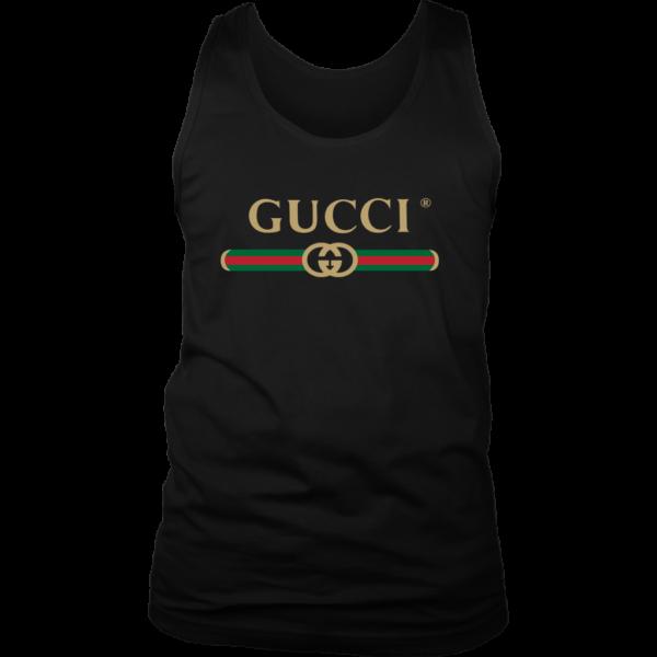 Gucci Logo 2021 Premium Mens Tank Top