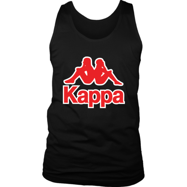 Kappa Logo Mens Tank Top