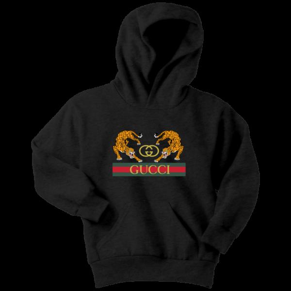 Gucci Strength Jaguar Youth Hoodie