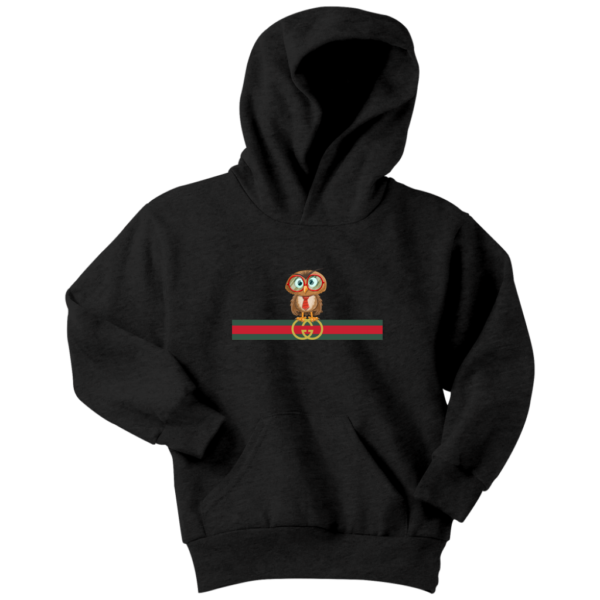 Gucci Owl Premium Limited Youth Hoodie