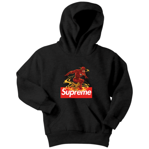 The FLASH Supreme Youth Hoodie