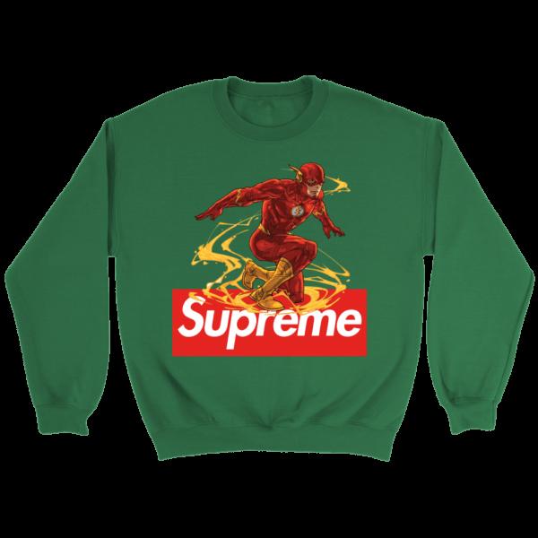 Supreme The FLASH Crewneck Sweatshirt