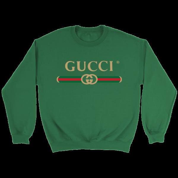 Gucci Logo 2021 Premium Crewneck Sweatshirt