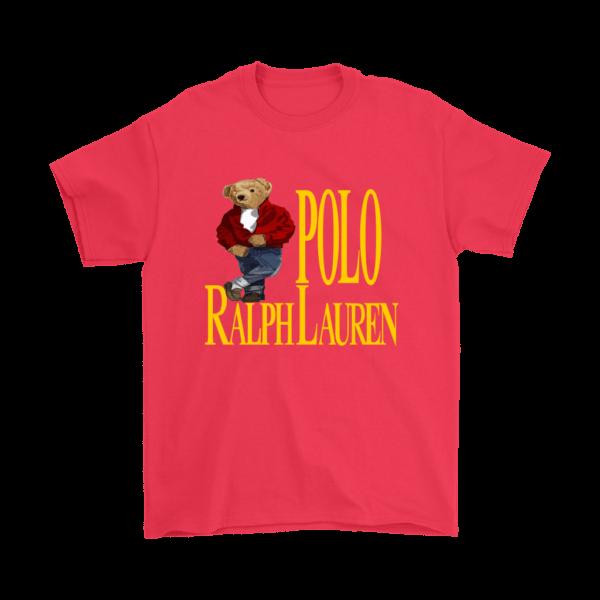 Ralph Lauren Polo Bear Mens T-Shirt