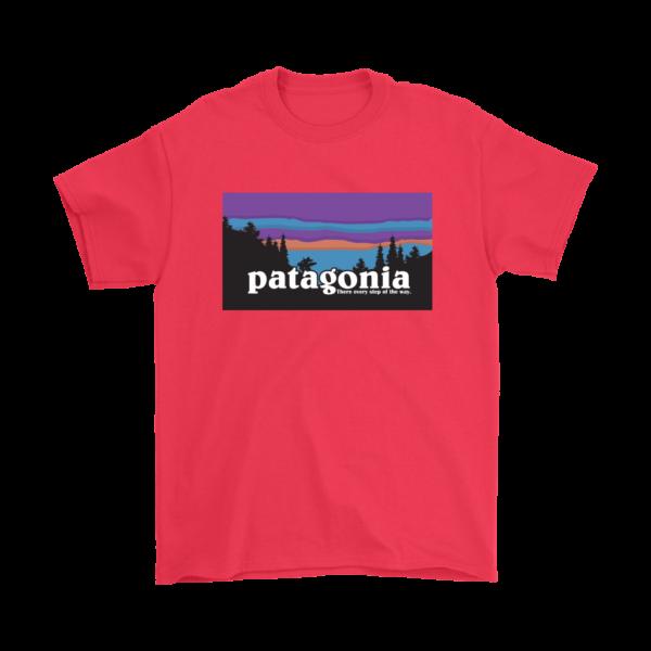 Patagonia Logo New Design Mens T-Shirt