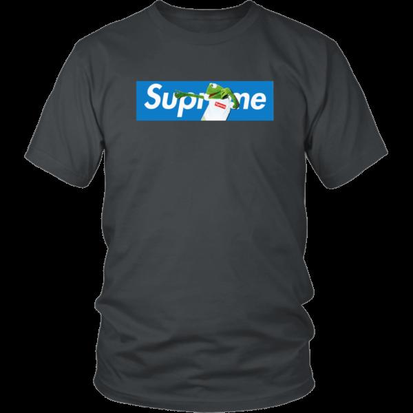 Supreme x Kermit The Frog Limited Unisex Shirt