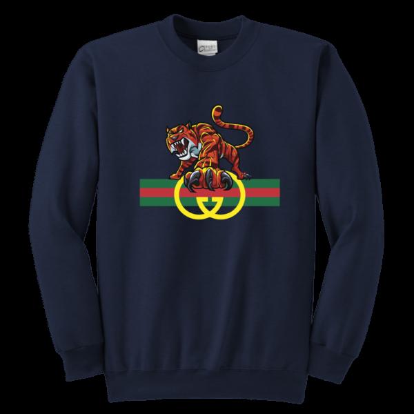 Tiger Gucci Youth Crewneck Sweatshirt