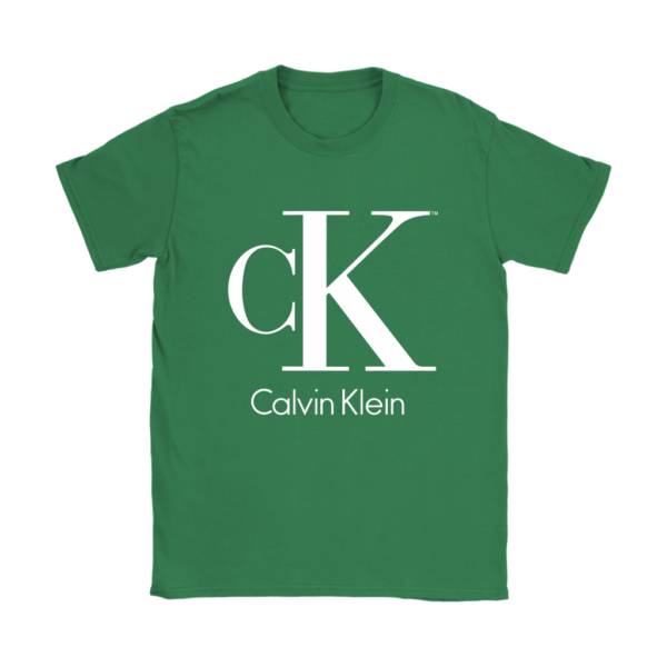 Calvin Klein Logo Womens T-Shirt