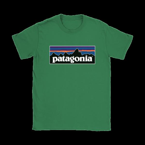 Patagonia Logo Womens T-Shirt
