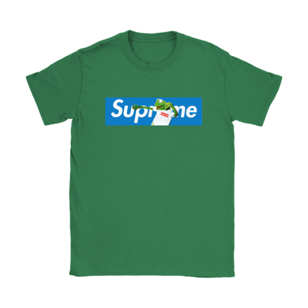 Supreme x Kermit The Frog Limited Womens T-Shirt