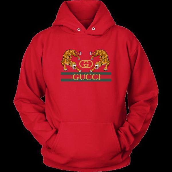 Gucci Strength Jaguar Unisex Hoodie