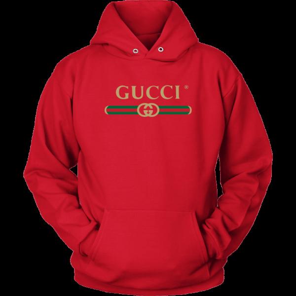 Gucci Logo 2021 Premium Unisex Hoodie