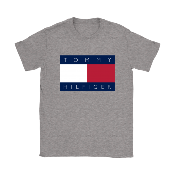 Tommy Hilfiger Logo Womens T-Shirt