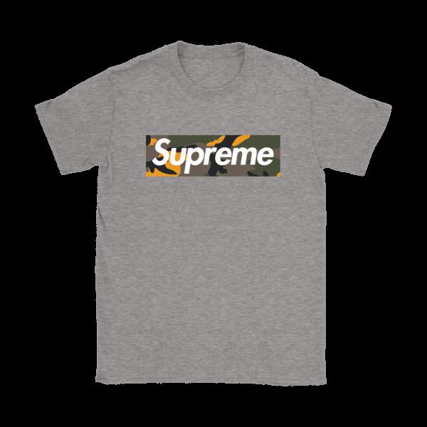 Supreme Brooklyn Logo Womens T-Shirt