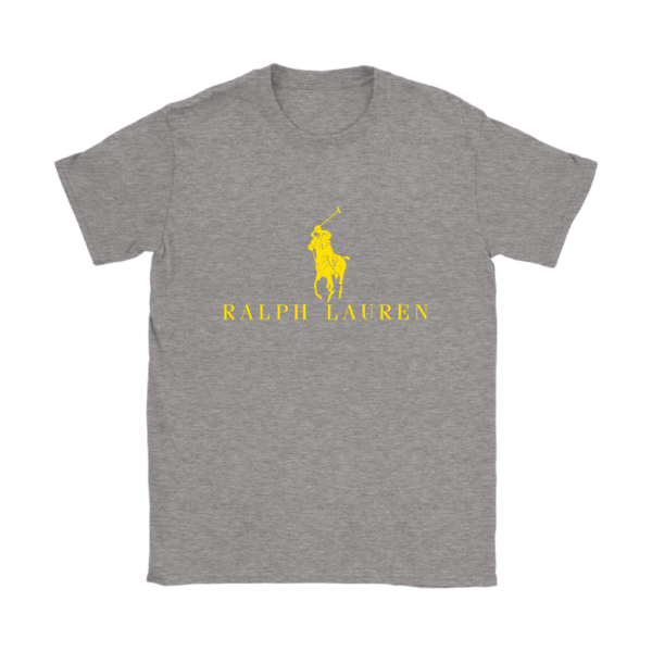 Polo Ralph Lauren Logo Womens T-Shirt