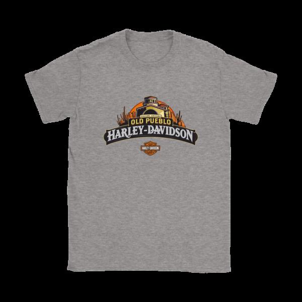 Old Pueblo Harley Davidson Womens T-Shirt