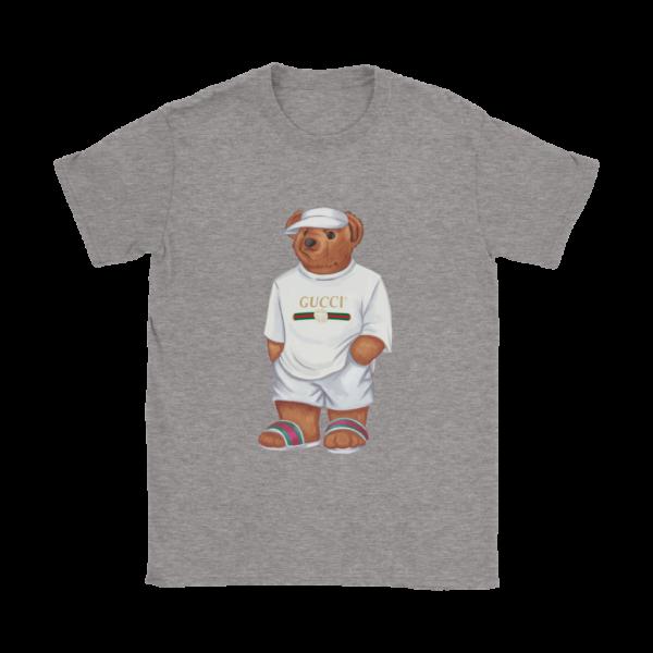 LIFE'S GUCCI BEAR Womens T-Shirt