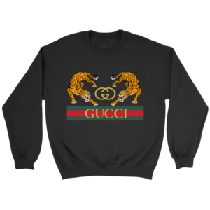 Gucci Strength Jaguar Crewneck Sweatshirt