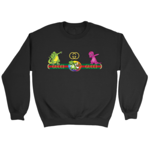 Dabbing Gucci Dinosaur Dance Crewneck Sweatshirt