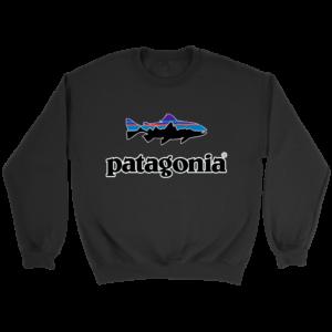 Patagonia Fish Logo Crewneck Sweatshirt