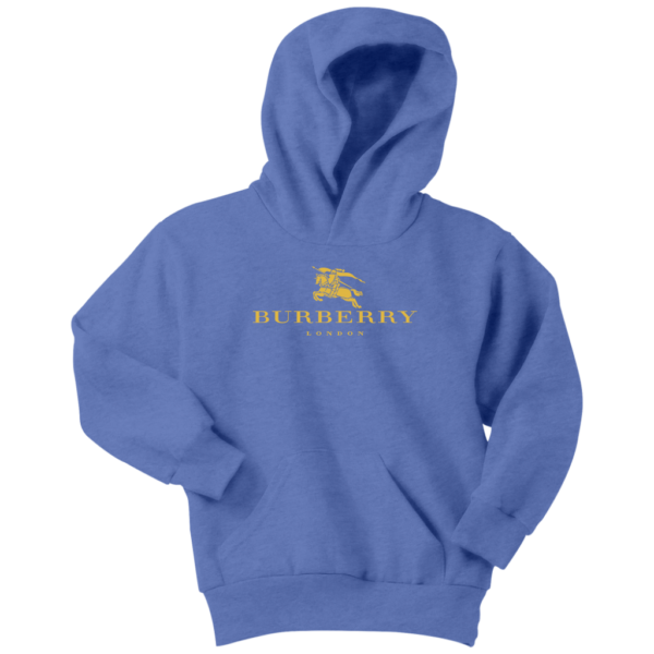 Burberry Gold Edition Logo Youth Hoodie