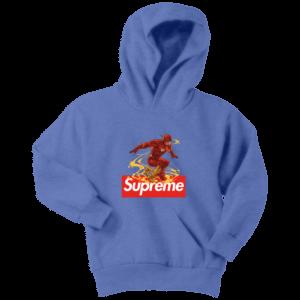 The FLASH Supreme Youth Hoodie