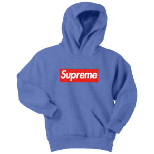 Supreme Box Logo Youth Hoodie