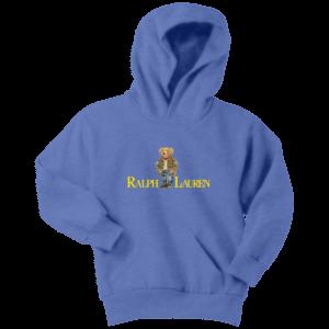 Ralph Lauren Bear Youth Hoodie