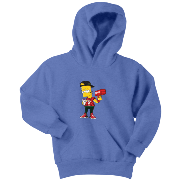 Bart Simpson Gucci Limited Edition Youth Hoodie
