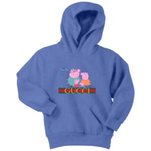 Peppa Pig Gucci Limited Youth Hoodie