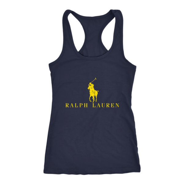Polo Ralph Lauren Logo Womens Tank Top