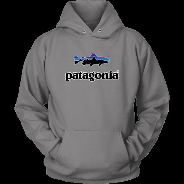 Patagonia Fish Logo Unisex Hoodie