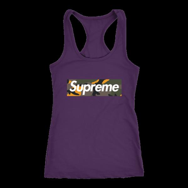 Supreme Brooklyn Logo Women's Tank Top