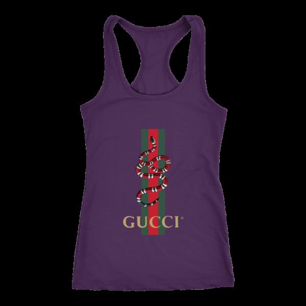 Gucci Snake Logo Women's Tank Top