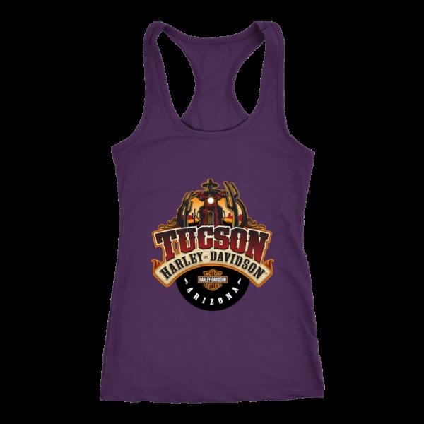 Harley Davidson Of Tucson Women's Tank Top