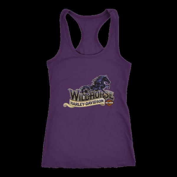 Wildhorse Harley Davidson Logo Women's Tank Top