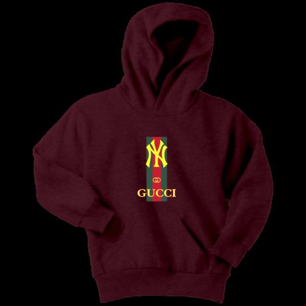 Gucci New York Yankees Youth Hoodie