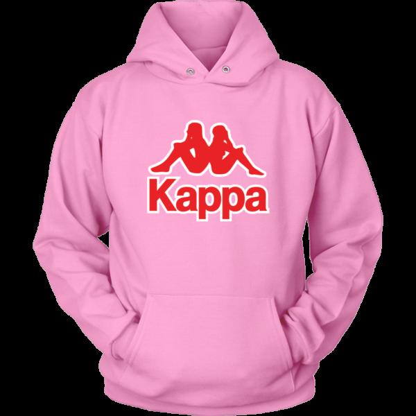 Kappa Logo Unisex Hoodie