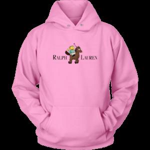 Ralph Lauren Simpson Unisex Hoodie