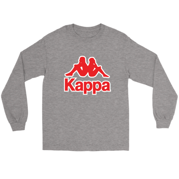 Kappa Logo Long Sleeve Tee