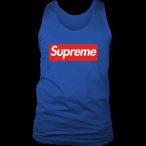 Supreme Box Logo Mens Tank Top