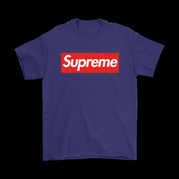 Supreme Box Logo Mens T-Shirt