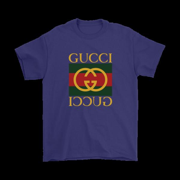 Gucci Logo Premium Mens T-Shirt