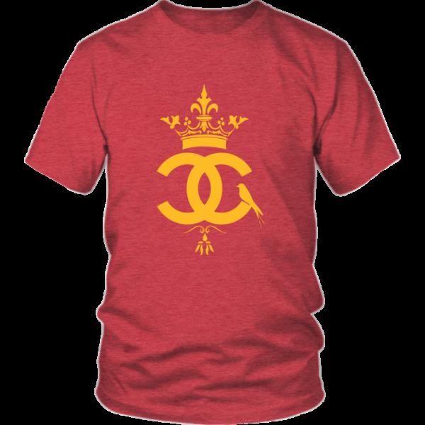 Coco Chanel Logo Premium Unisex Shirt